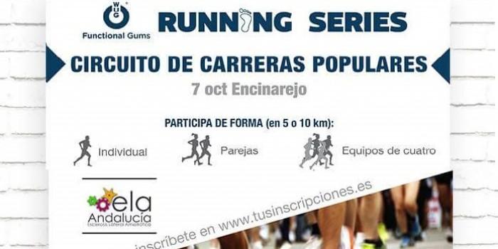 Circuito de carreras populares – Encinarejo - Viveros El Soto
